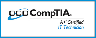 Snaz.Com is Comptia A+ certified
