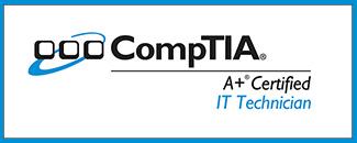 Snaz.Com is Comptia A+ certified